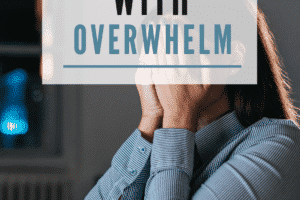 8 Ways to Deal with Feelings of Overwhelm. Learn how to handle the stress symptoms of feeling overwhelmed at work, at home or at school. Life can be overwhelming, these tips will help you take back control.