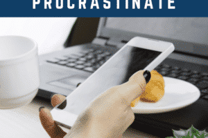 Understanding Procrastination & Why we Procrastinate! Find out 8 reasons why we procrastinate instead of getting on with our work. We all avoid work sometimes, but procrastination can be a much bigger problem.