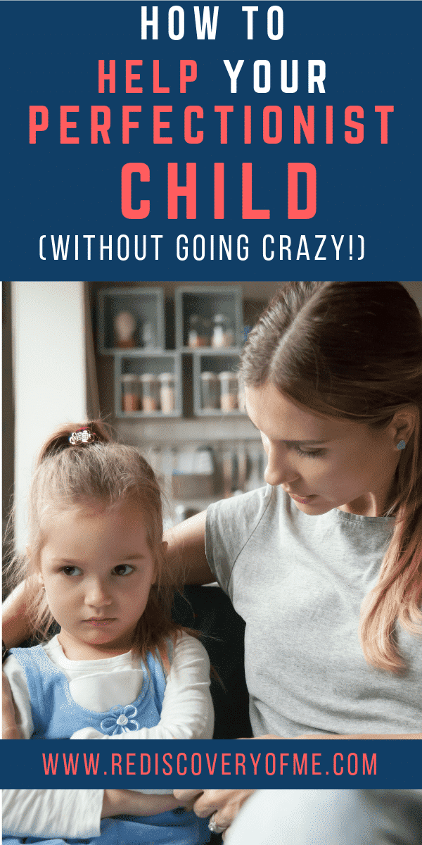 How to Help & Support Your Perfectionist Child - These 7 tips will help you support your perfectionist kid. Help them with their learning, play, interactions and more. Mom's of perfectionist children can have a tough life. These ideas will help you with your perfectionist child.