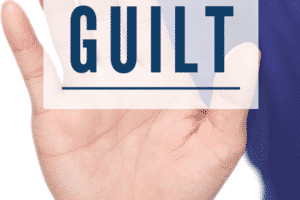 """How to Say """"No"""" and Conquer Guilt. Stop feeling guilty about all the things you should do. Use these 5 tips to learn to say """"no"""" and get rid of your guilty feelings."""