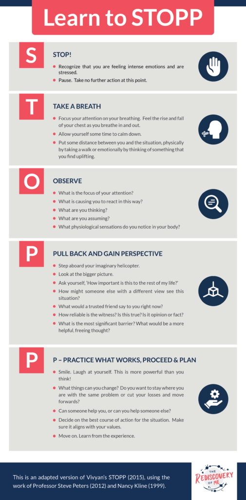 How to stop procrastinating using STOPP